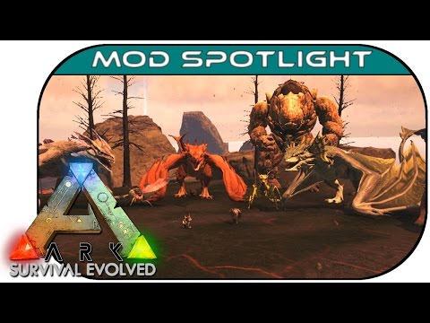 ARK: Scorched Earth Tabula Rasa :: Mod Spotlight :: Wyverns in ARK!