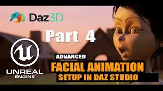 #4 Export FBX from DAZ Studio -  Import to Unreal Engine 4