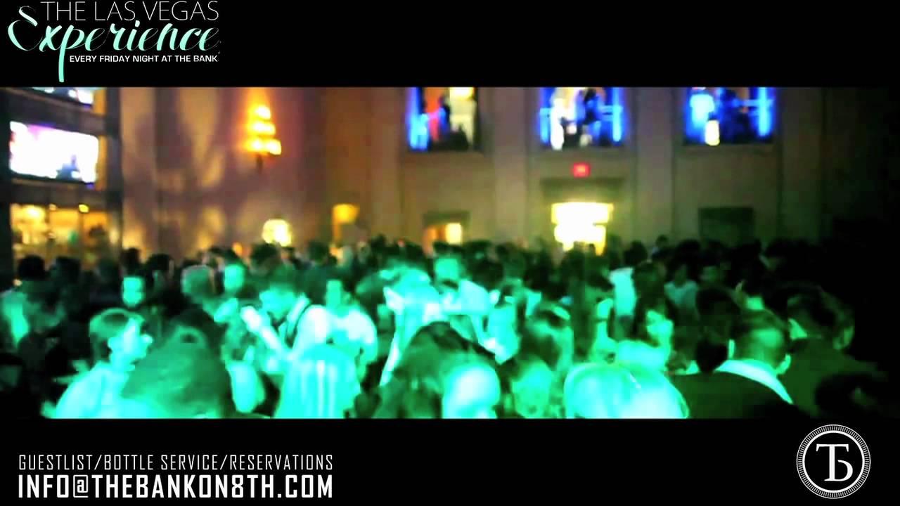 the bank nightclub