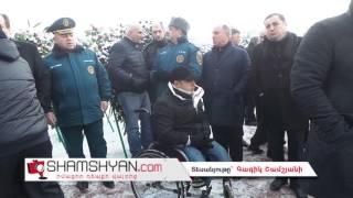 Այսօր Մեծ հայ, Արտակարգ իրավիճակների նախարար Արմեն Երիցյանի մահվան քառասունքն է