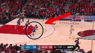 Stephen Curry NEVER Stops Running | INCREDIBLE Off Ball Movement