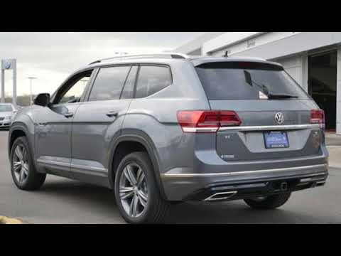 New 2019 Volkswagen Atlas Saint Paul MN Minneapolis, MN #90665 - SOLD