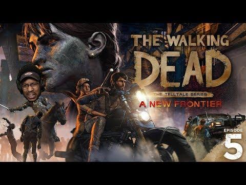 FINALLY WE ARE WALKING DONE... GET IT?  The Walking Dead: Season 3  6 FINALE