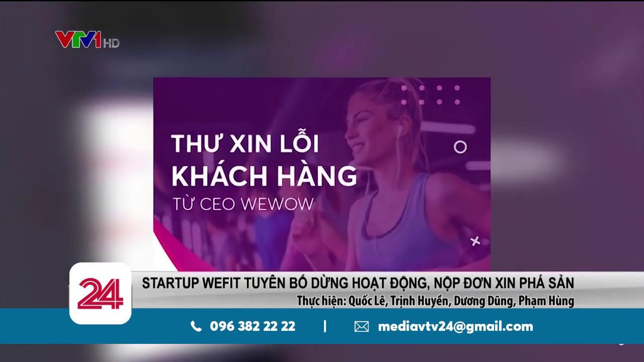 WeWow – vì đâu tan mộng Startup Kỳ lân? | VTV24