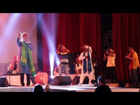 Mame Khan Rock'N'Roots live @ MoodIndigo 2016 Lolee