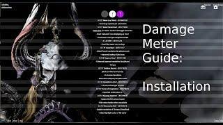 FFXIV - Damage Meter/Parser Guide (Advanced Combat Tracker)