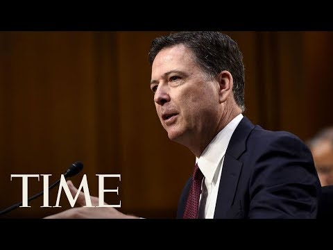 James Comey Says He Arranged Memo Leak, Asked Friend At Columbia Law School To Release Memos | TIME