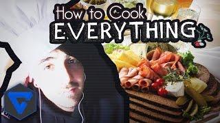 How To Cook Everything ! | Como Cocinar Cualquier Cosa