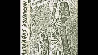 Infantile Subkultur - Wersda ( 1985 Industrial Noise / Experimental )