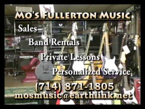 Mo's Music Commercial