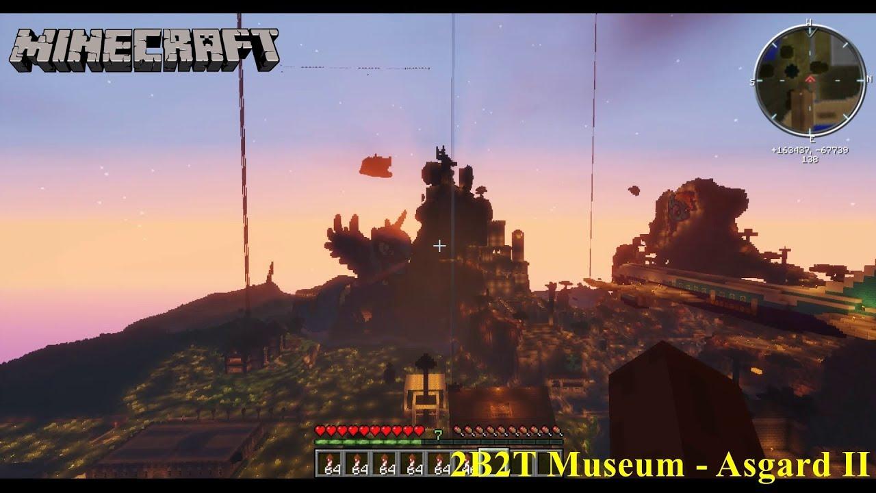2B2T Museum - Base Tour - Asgard II