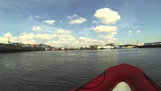 zodiac Rib Boat
