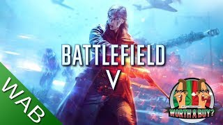 Battlefield V Review - Worthabuy?