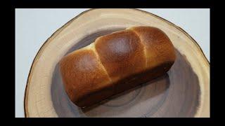 누구나 만들 수 있는 맛있는 버터 식빵 만들기
