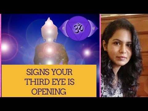 Repeat (HINDI) SIGNS YOUR THIRD EYE IS OPENING  THIRD EYE