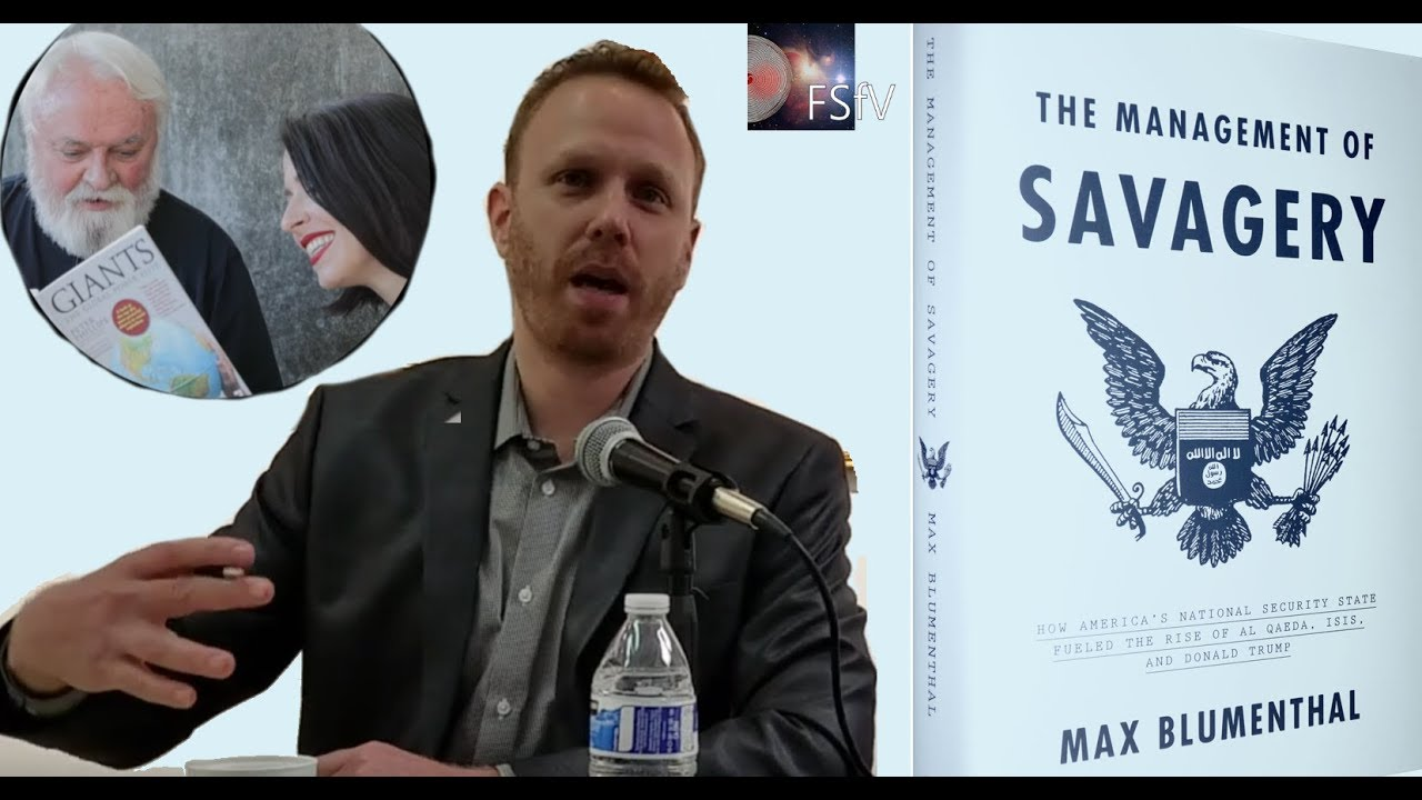 كتاب إدارة الوحشية: كيف غذت دولة الأمن القومي الأمريكية صعود القاعدة وداعش ودونالد ترامب (مترجم)
