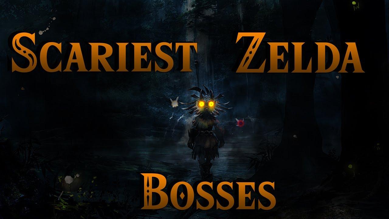 Scariest Bosses in Zelda History