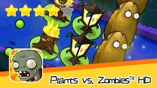 Plants vs  Zombies™ HD Adventure 2 FOG 08 Walkthrough The zombies are coming! Recommend index five s