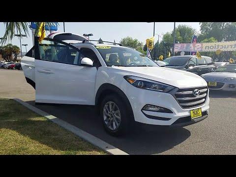 2016 Hyundai Tucson Used Los Angeles Woodland Hills West Sherman Oaks Van Nuys Ca 004801
