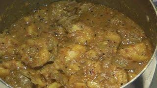""""""" POORI KE AALOO """" Bajias Cooking"""