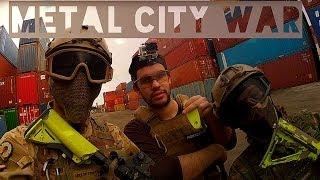 Metal City War by Blood Ravens