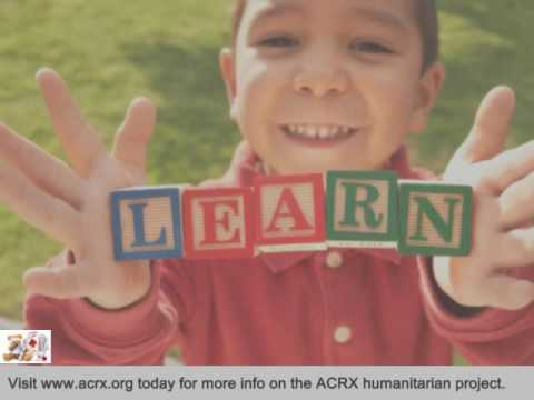 Ferris Christian Academy Receive Medicine Discount Cards By Charles Myrick Of ACRX