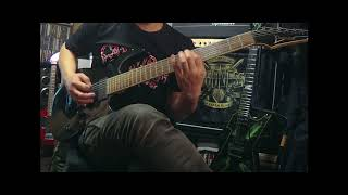 Cannibal Corpse - Only One Will Die (Guitar Cover)