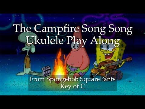 The Campfire Song Song Ukulele Play Along