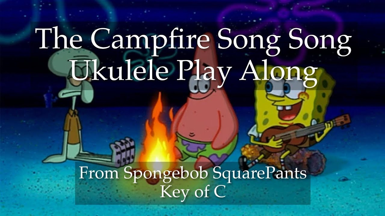 The Campfire Song Song Ukulele Play Along