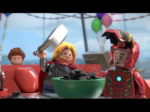 LEGO Marvel Avengers Reassembled  Episode 1