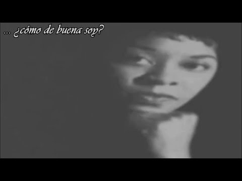 Dinah Washington: This Bitter Earth Subtitulada en español