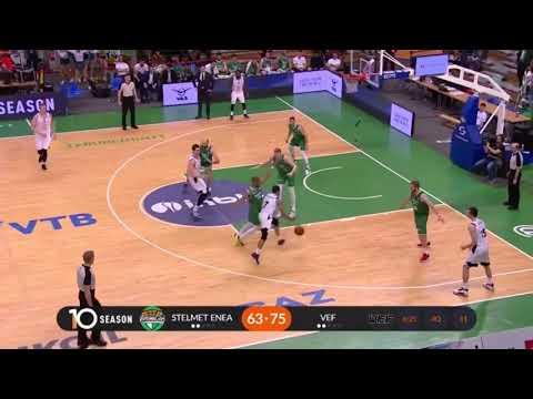 Glenn Cosey VEF Riga Highlights 18-19 Season