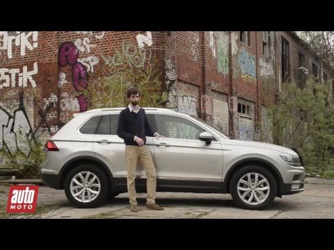 2016 volkswagen tiguan 2 essai prix int rieur avis youtube. Black Bedroom Furniture Sets. Home Design Ideas