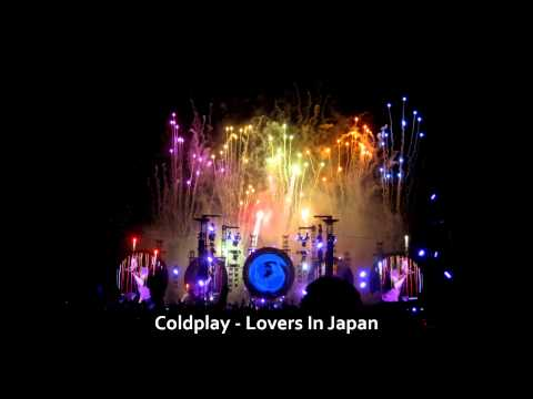 Coldplay Live @ Malieveld The Hague - Lovers In Japan