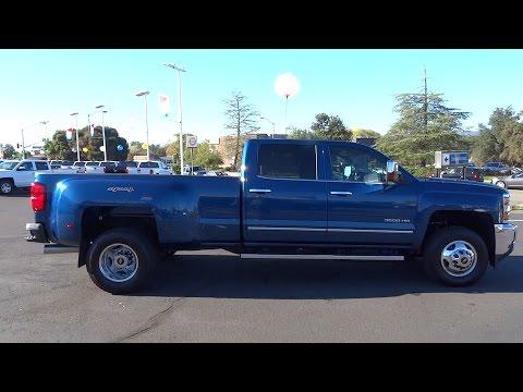 Lithia Chevrolet Redding >> 2016 CHEVROLET SILVERADO 3500HD Redding, Eureka, Red Bluff, Chico, Sacramento, CA GF100674 - YouTube