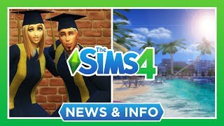 UPCOMING PACK & FREE CONTENT! 😍🎮 — THE SIMS 4 NEWS & INFO
