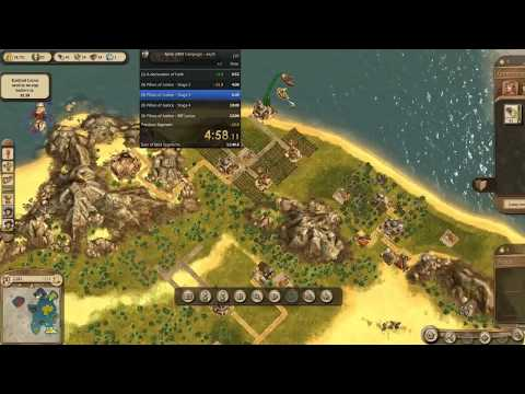 Anno 1404 - Any% Speedrun in 11:42 |