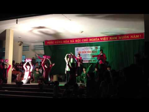 Linh thiêng Việt Nam - 11A5 - THPT Phan Chu Trinh Phú Yên
