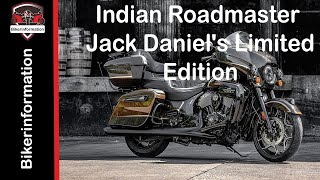 Indian Roadmaster Sondermodell Jack Daniel's Limited Edition