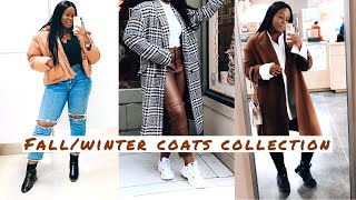 MUST WATCH: FALL/WINTER COAT COLLECTION FT.  ZARA, ASOS, MISSGUIDED, & PRETTYLITTLETHING