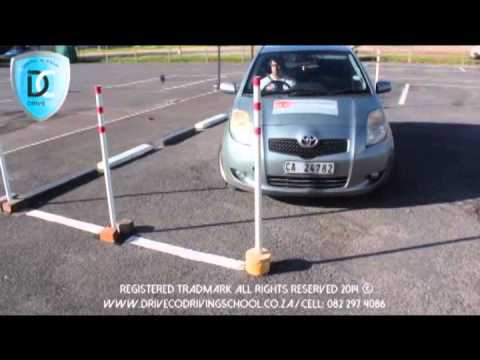 K53 Parallel Parking  | DriveCoDrivingSchool.co.za