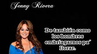 Jenny Rivera- Hermano Amigo
