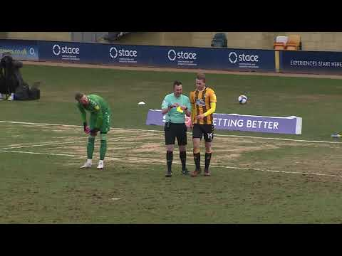 Cambridge Utd Southend Goals And Highlights