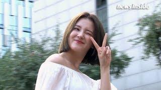 [영상] 낸시(모모랜드)·백지헌(프로미스나인)·소희(엘…
