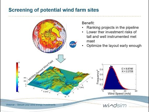 WindSim Webinar Secure Your Wind Energy Investments