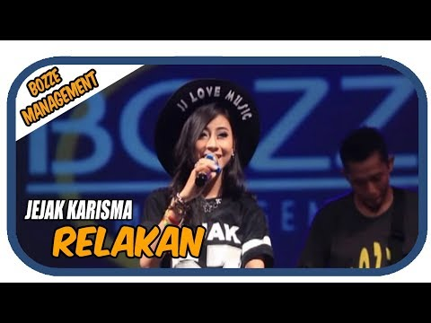 JEJAK KARISMA - RELAKAN [ OFFICIAL MUSIC VIDEO ]