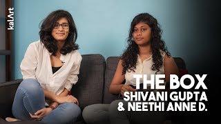 The Box - Shivani Gupta & Neethi Anne Dorairaju - kalArt English Poetry