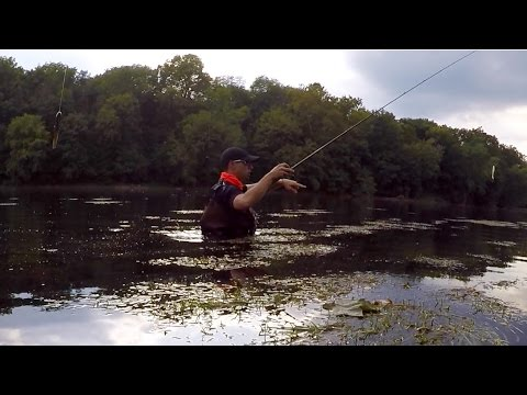 Fishing for River Smallies - How Far Would You Go to Catch a Bass?