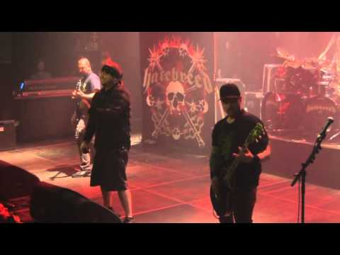 Hatebreed LIVE Smash Your Enemies / Tear It Down : Amsterdam, NL :