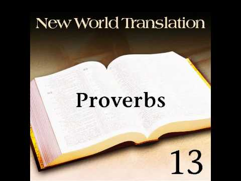 PROVERBS - New World Translation of the Holy Scriptures
